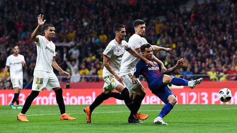 Barcelona y Sevilla quieren saber ya las fechas de la Supercopa