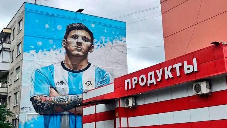 Preparan a Messi una fiesta de cumpleaños con sabor agridulce
