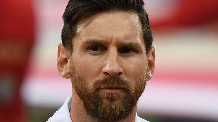 La 'amenaza' de Ahmed Musa, goleador nigeriano, a Leo Messi en el Mundial