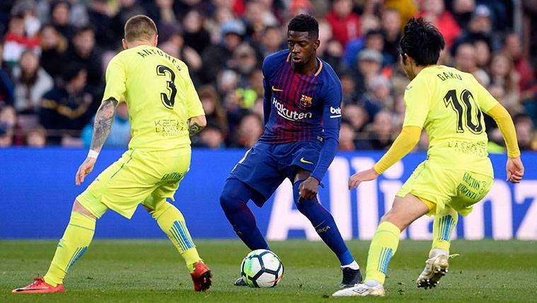 El plan del FC Barcelona con Ousmane Dembélé: La 2018-19, temporada decisiva
