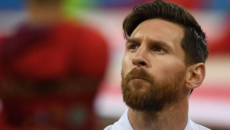 SEÑALADO: Messi cumple 31 años con más presión que nunca