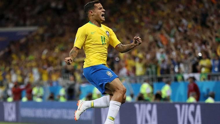 El padre de Coutinho le pagaba por cada gol en el Vasco da Gama