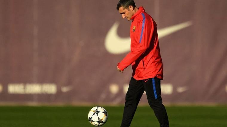 Primer aviso de Valverde a sus jugadores para la pretemporada