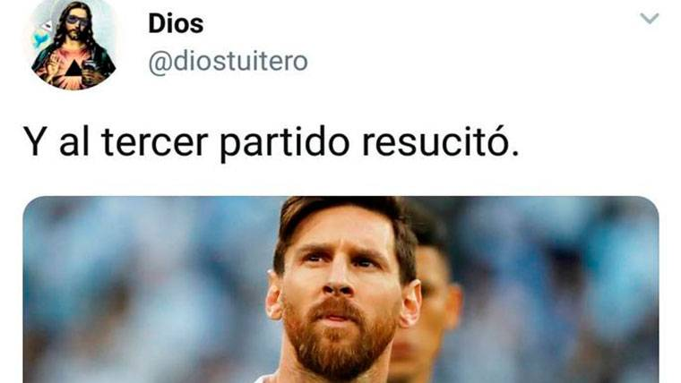 Estos son los 'memes' del pase de Argentina a octavos del Mundial