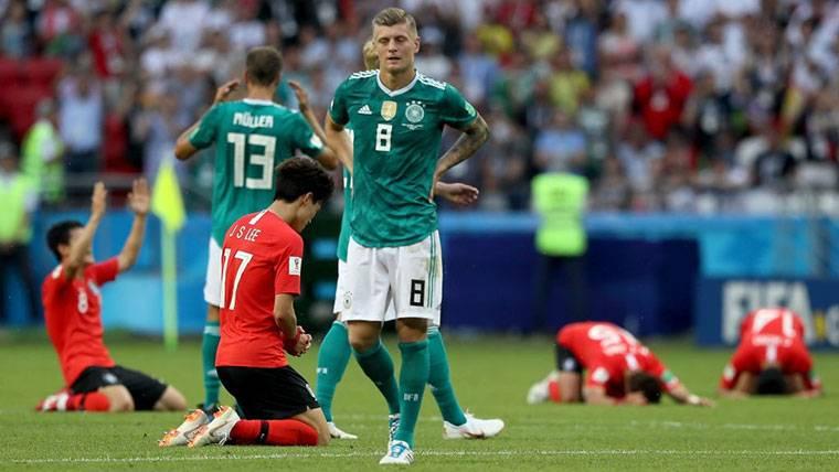 En Brasil se 'vengan' de Kroos y de la selección de Alemania