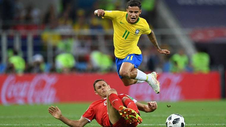 LEYENDA: Coutinho iguala un registro de Pelé en los Mundiales