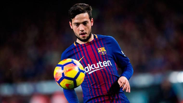 El FC Barcelona desmiente la cesión de José Arnáiz al Getafe