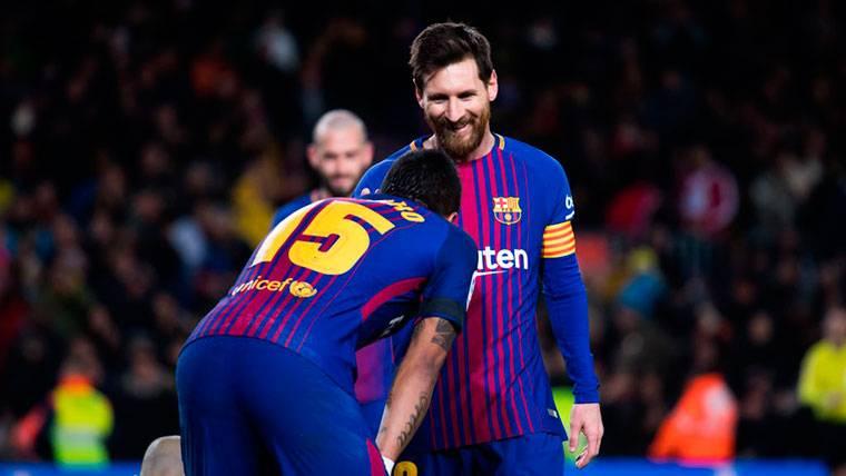 Paulinho confiesa lo que Leo Messi le dijo antes de ir al Barça