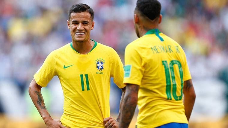 Philippe Coutinho tendría el pasaporte comunitario a principios de 2019