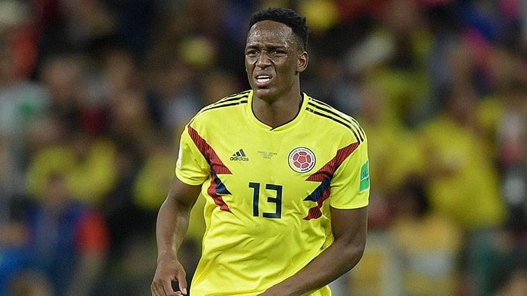 Las redes estallan contra Tomás Roncero por su gafe a la Colombia de Yerry Mina