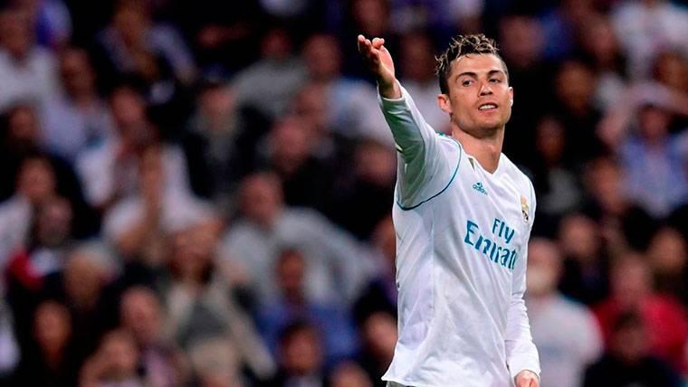 Reunión entre Florentino y Jorge Mendes para tratar la marcha de Cristiano Ronaldo