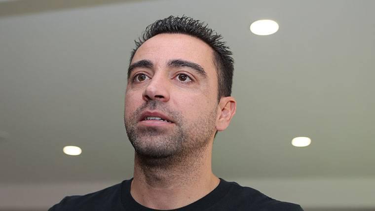 Xavi Hernández recomendó a Seri y a Verratti