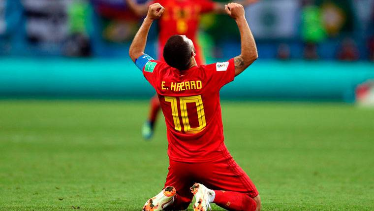 El Real Madrid congela su interés por Neymar y va a por Hazard