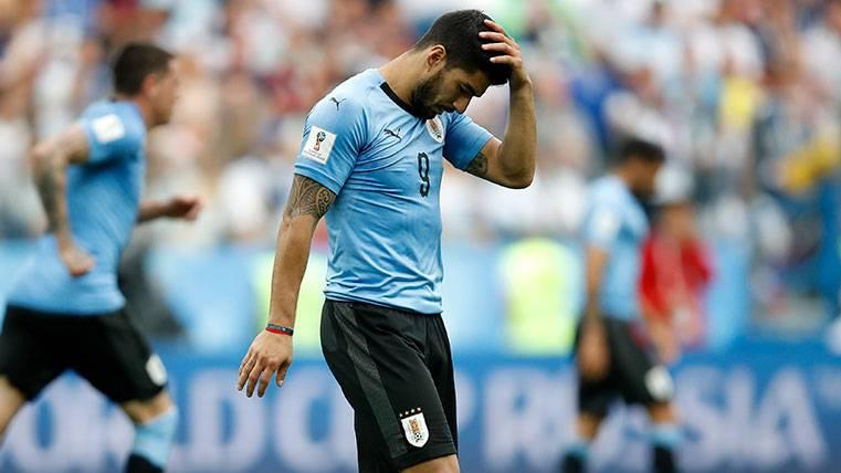 Indirecta envenenada de Patrice Evra a Luis Suárez en el Mundial