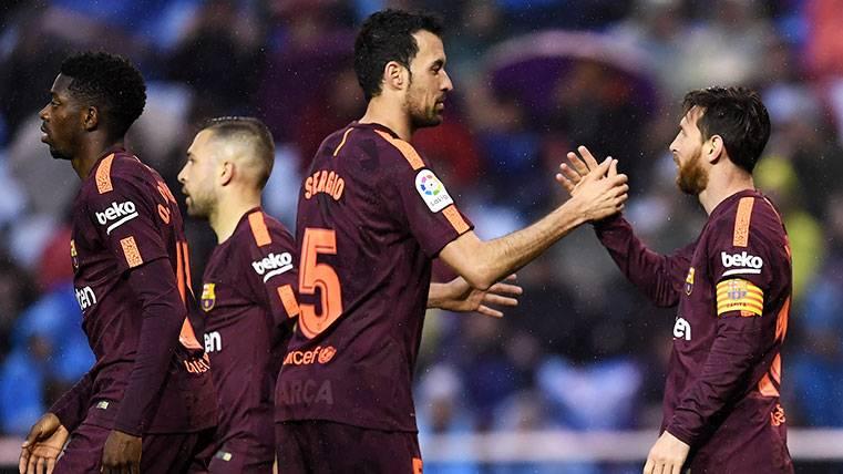 El Barça espera sellar la renovación de Sergio Busquets antes del inicio de LaLiga
