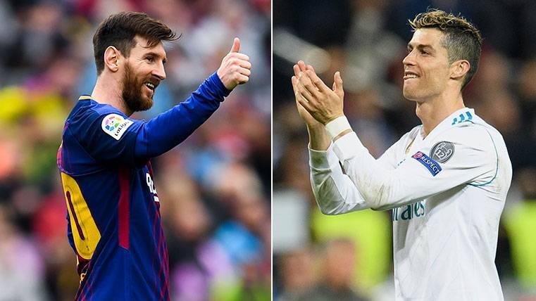 Leo Messi y Cristiano Ronaldo ya no compartirán LaLiga