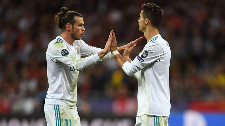 ¿Tendrá que 'conformarse' el Madrid con Bale como único recambio de Cristiano?