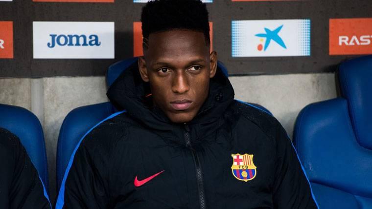 Yerry Mina confiesa sus peores momentos en el FC Barcelona