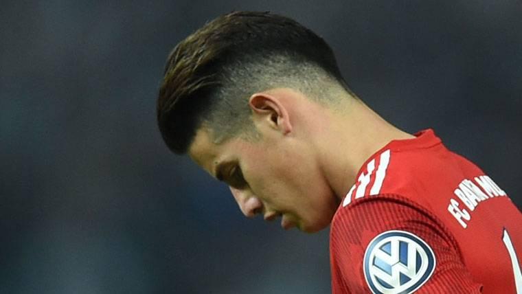 BOMBA: ¡James Rodríguez podría regresar al Real Madrid!