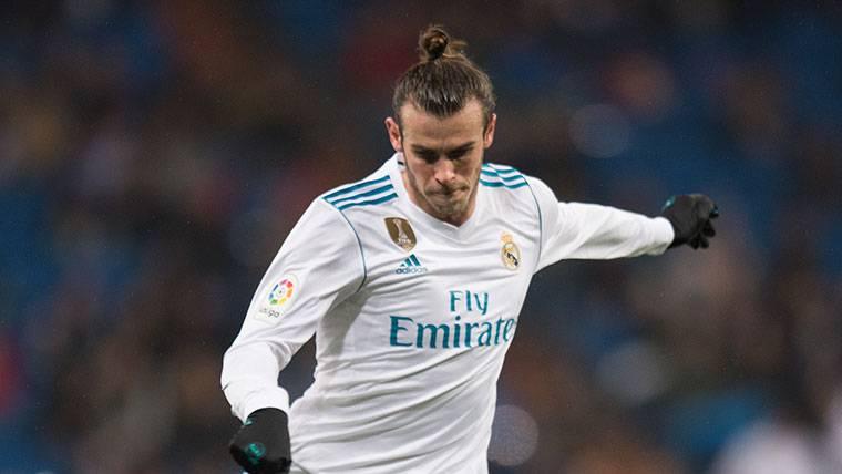 Gareth Bale vuelve a expresar su malestar con el Real Madrid