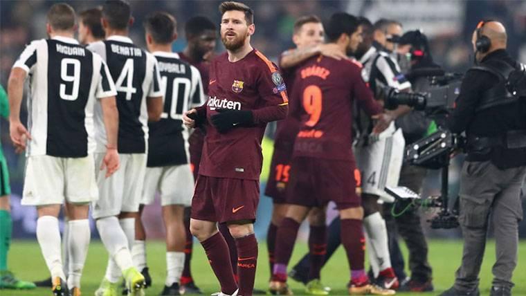 La Juventus también quiso fichar a Leo Messi hace dos años