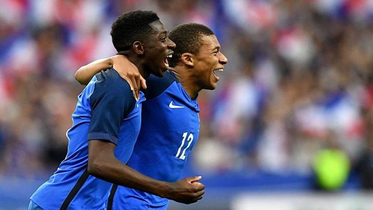 ¿Se arrepentirá el Barça de fichar a Dembélé y no a Mbappé?