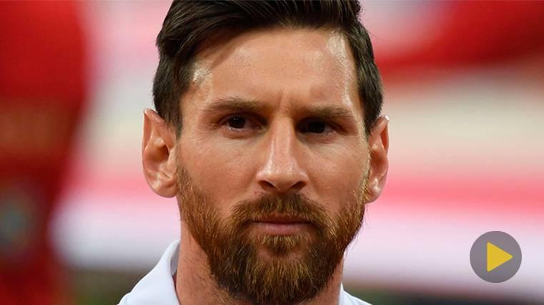 Los jugadores de Francia le dedicaron una canción a Kanté mencionando a Messi