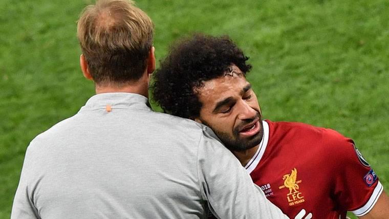 El Liverpool quiere juntar a Salah con un campeón del mundo
