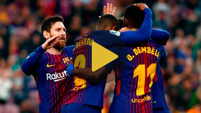 Semedo quiere consagrarse en el Barcelona tras la Supercopa