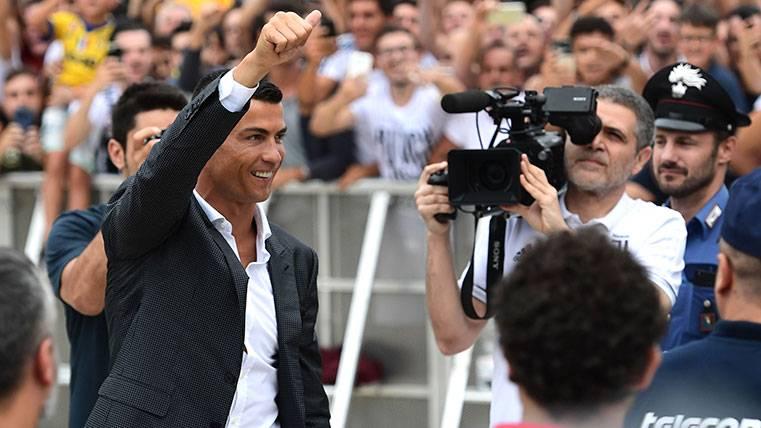 La Juventus revela que fue Cristiano Ronaldo quien propuso su fichaje