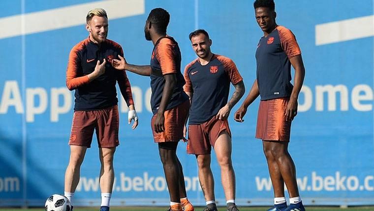 Ivan Rakitic y Samuel Umtiti, 'cracks' mundiales: Llegarán fortalecidos al Barcelona