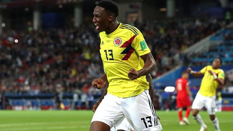 Boca Juniors, el 'tapado' para lograr el fichaje de Yerry Mina