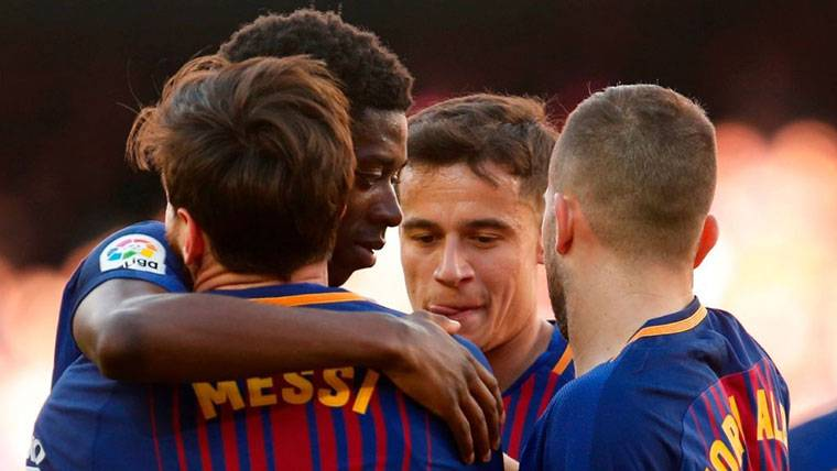 Valverde prepara cambios en la alineación titular del Barcelona