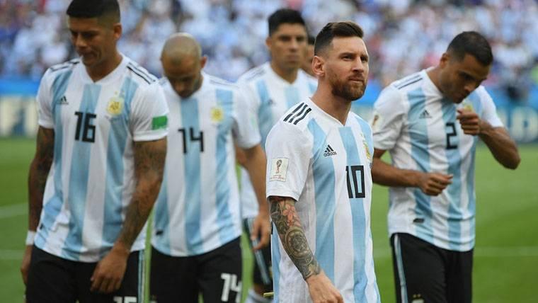Lionel Messi tiene a Argentina en vilo: ¿Dejará la albiceleste?