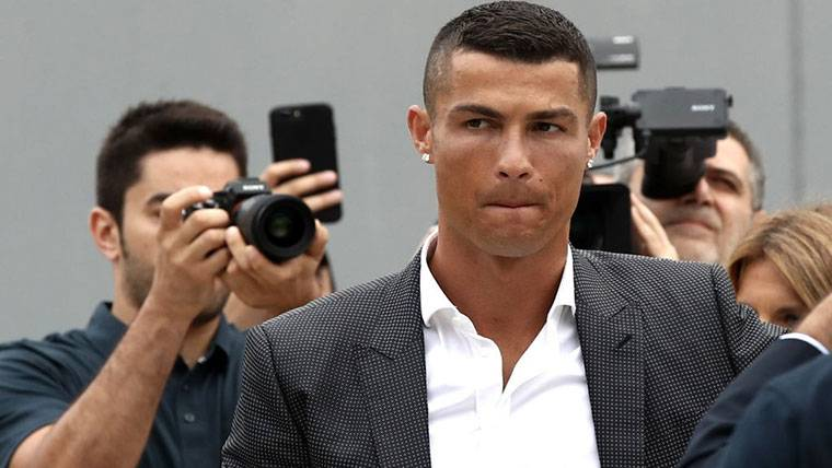 Tebas desvela el motivo principal del adiós de Cristiano Ronaldo