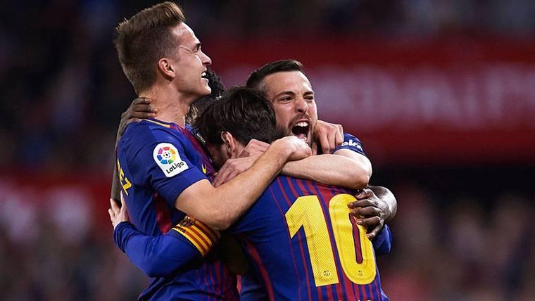 Denis Suárez puede dejar el Barcelona para fichar por el Betis