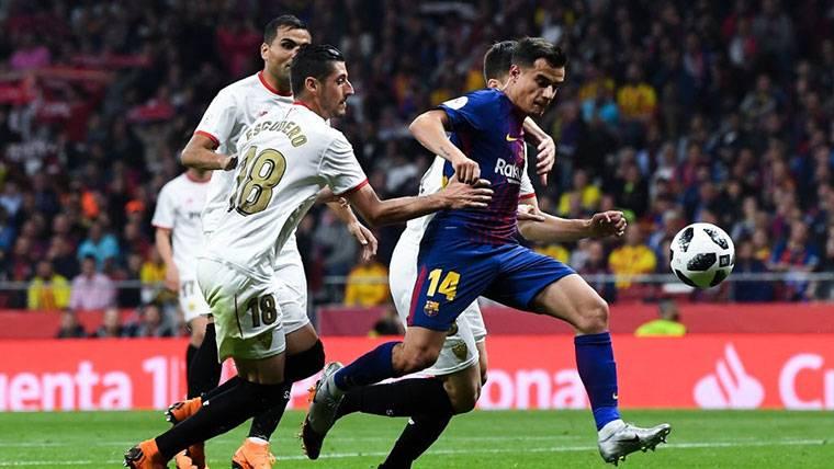 Anuncian a qué hora se jugará el Barça-Sevilla de Supercopa