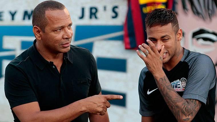 Neymar es el que 'pasa' del Real Madrid, y no al contrario