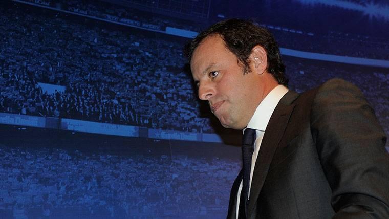La esposa de Sandro Rosell habló sobre el ex presidente azulgrana
