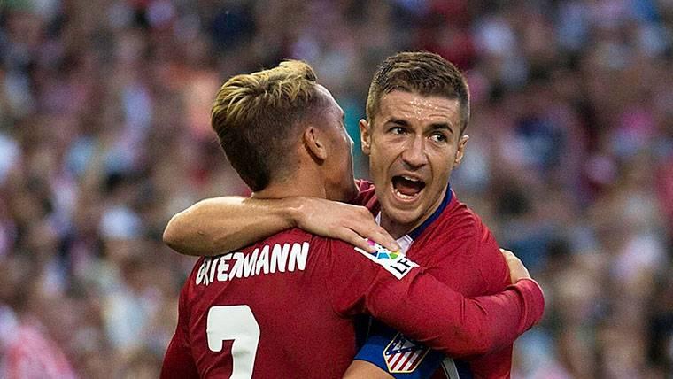 """""""¿Messi o Cristiano? Para mí el mejor del mundo es Griezmann"""""""
