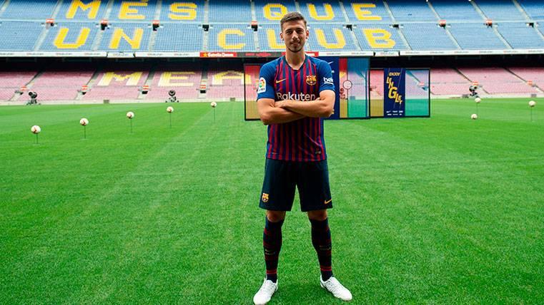 """""""Quiero ganar títulos y creo que el Barça es el mejor club para ganarlos, pero también quiero jugar"""""""