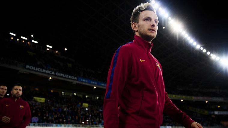 El premio más significativo del FC Barcelona a Ivan Rakitic