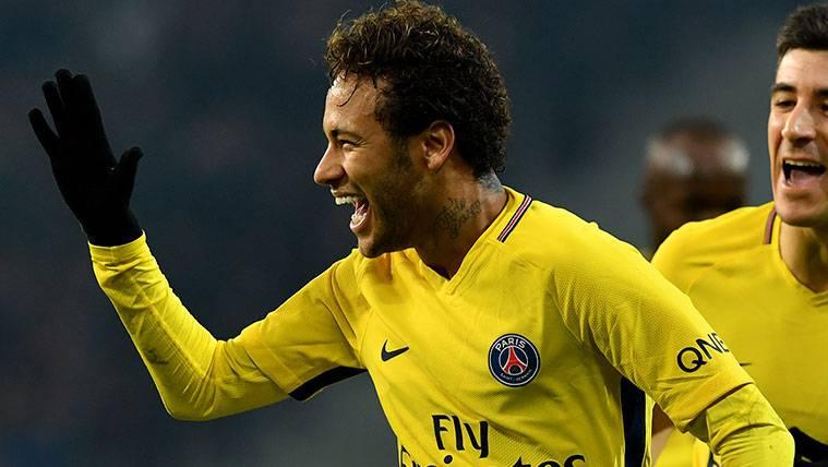 """Neymar vuelve a negar al Real Madrid: """"Me quedo en el PSG, nada ha cambiado"""""""