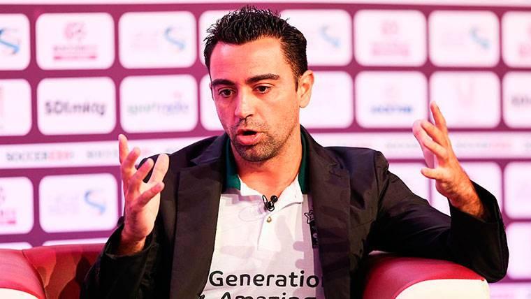 Xavi Hernández da las claves para que la cantera siga triunfando