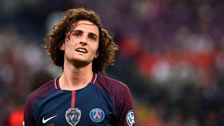 SE QUEDA: En Francia confirman que Rabiot no vendrá al Barça