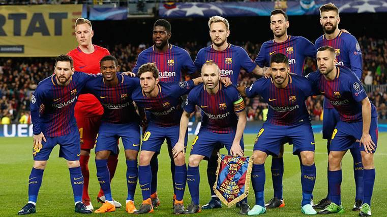 Los planes del FC Barcelona para el futuro de su lateral derecho