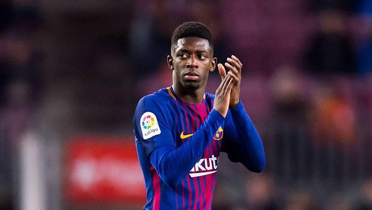 Ousmane Dembélé se quedará en el Barcelona pase lo que pase