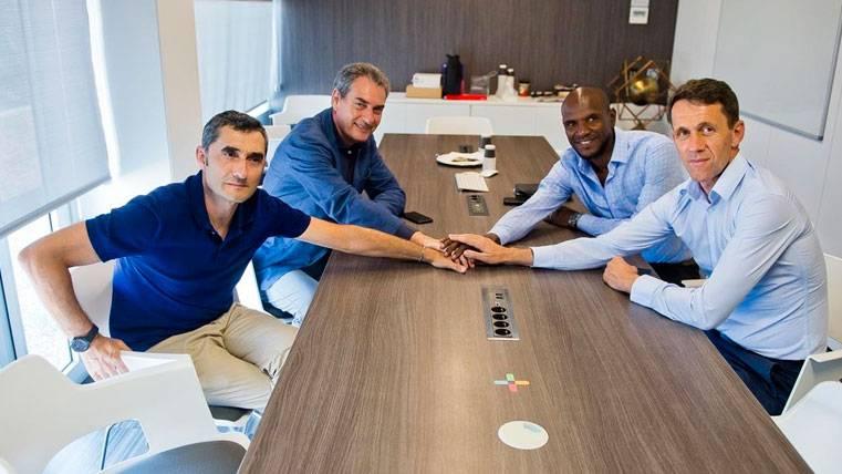 Las opciones del Barça si Frenkie de Jong y Adrien Rabiot llegan en 2019