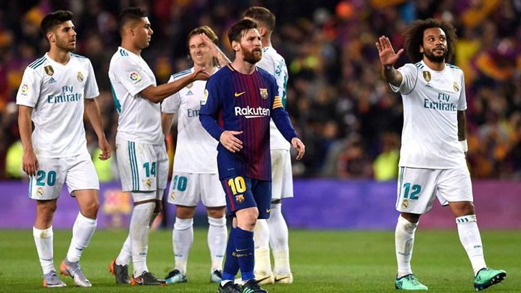 El Barça de Messi puede hundir al Madrid sin los goles de Cristiano
