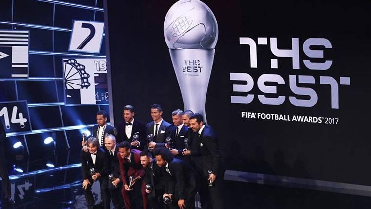 La FIFA anunciará este lunes los 10 candidatos al The Best